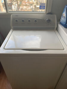 Washer for sale.