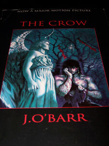 The Crow Graphic Novel WANTED