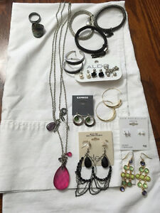 Assorted Jewelry - $20 for the lot