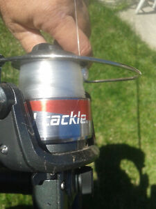 total tackle rod and reel