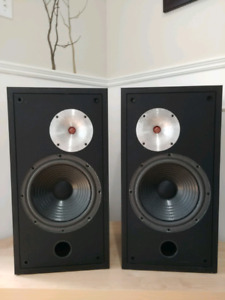 Sound Dynamics Concert Monitor 500 Speakers