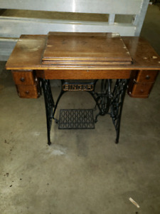 Antique Sewing Machine for sale.