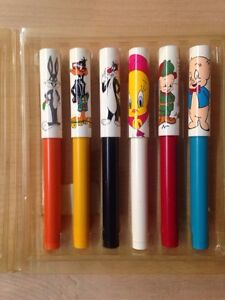 Vintage Looney Tunes Pens