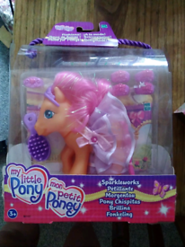 Brand new vintage my little pony