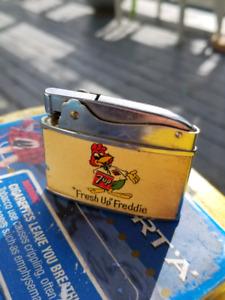 "Vintage 50's ""Fresh Up"" Freddie Lighter"