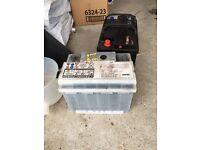 Bmw diesel battery