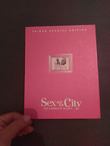 Sex and the City box set and other
