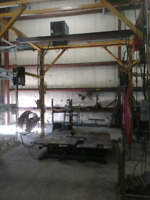 Fabricator/ painter for hire