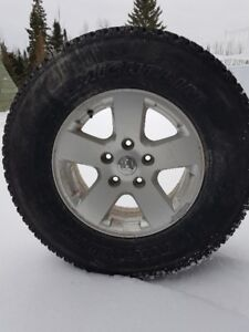 Dodge Ram Tires and Rims for sale