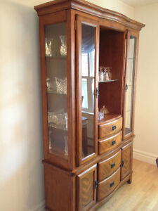 China Cabinet / Hutch    For Sale