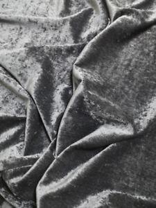 Blue Velvet Curtains - Huge fabric yardage- draperies, upholstry