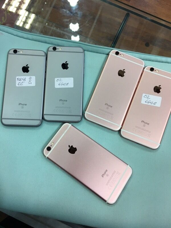 IPhone 6s 64gb Rose gold and grey like newin Bradford, West YorkshireGumtree - IPhone 6s 64gb Rose gold and grey like new with warranty Pick up from Mobile world 96 heaton road Bd9 4rj