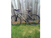 "Men's voodoo mountain bike 20"" frame"