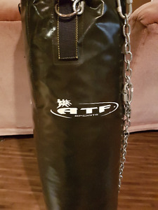 sac d'entrainement (punching bag)