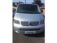 2006 VW Transporter Shuttle automatic/triptronic 2.5 tdi