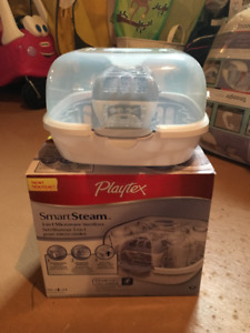 Playtex Smart Steam Sterilizer