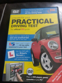 Practical Driving Test DVD