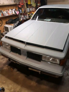 1988 oldsmobile cutlass supreme Brougham, or trade