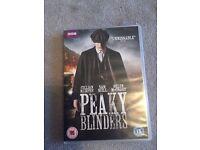Peaky Blinders box set series 1