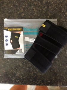 support genou  knee support