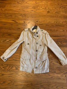 Authentic coach trench coat
