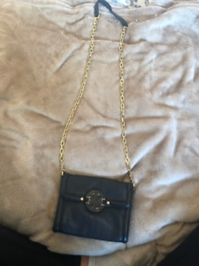 Tory Burch shoulder bag with removable gold strap