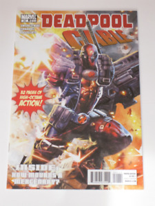 Marvel Comics Cable and Deadpool#25 & 26 comic book