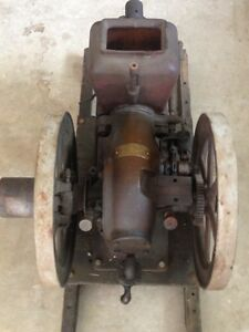 IHC MOGUL 1 HP HIT & MISS ENGINE