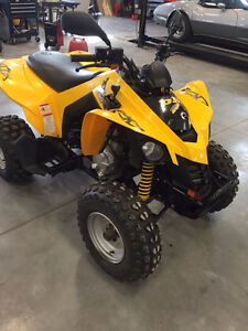 DS250 Can-Am