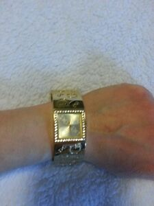 Gold Guess Watch Windsor Region Ontario image 1