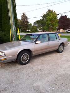 1990 OLDS 98 REGENCY BROUGHAM RUST FREE