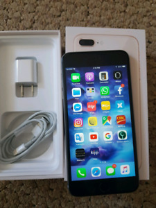 iPhone 6s plus +unlock 16gb like new with accessories no box