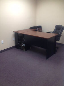 FURNISHED OFFICE ROOM SPACE FOR RENT -GOOD LOCATION WESTWINDS NE