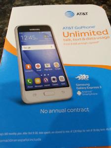 Unlocked Samsung Galaxy Express 3
