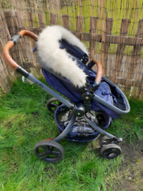 Mothercare orb limited edition pram