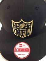 BRAND NEW BLACK AND GOLD NEW ERA SNAPBACK LIMITED EDITION