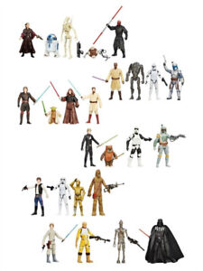 STAR WARS-figurines DIGITAL RELEASE COMMEMORATIVE COLLECTION