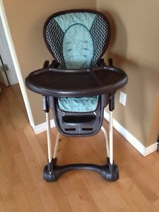 Eddie Bauer High Chair ~