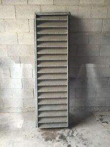Louvres for Ventilation
