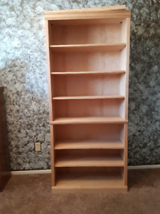 Large & small Bookshelves