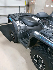 2012 canam outlander 800 **UPDATED**