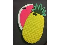 iPhone 6/6s/7 case Pineapple