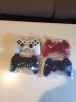 Manette ps3 neuf neuf // ps3 brand new controllers