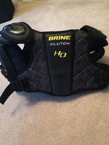 Lacrosse Chest Protector  Strathcona County Edmonton Area image 2