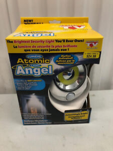 Atomic Light Angel Cordless Motion Activated LED Light
