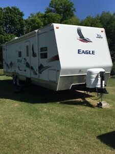 2006 Jayco Eagle double slide