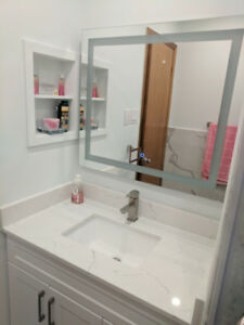 Kitchen bathroom renovation from $5,999 - all inclusive.