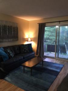 Two-bedroom Gravenhurst apartment available Sept. 1