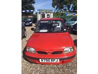1998 Nissan Micra 1.0 - Ready to drive away - Part Exchange - Aylsham Road Car Affordable Center