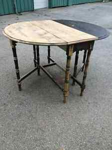 old table & desk